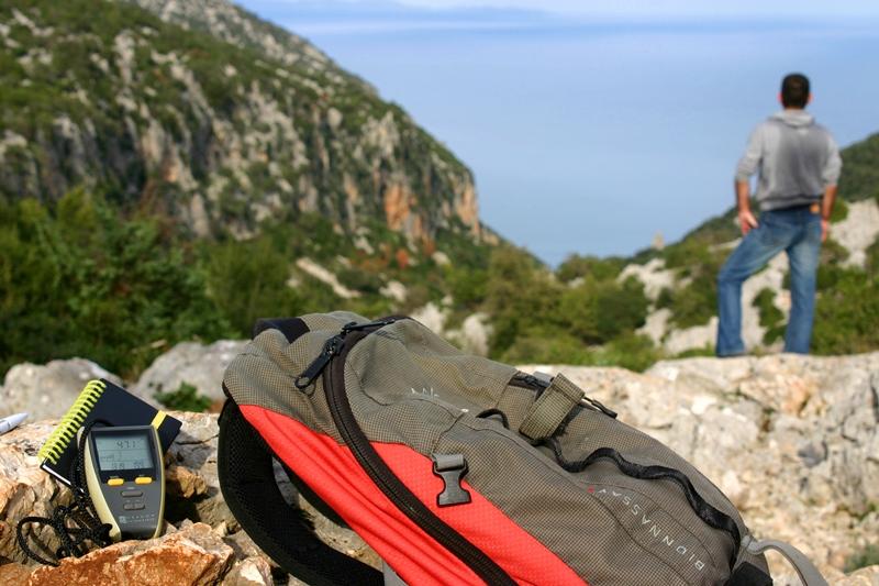Trekking a Baunei